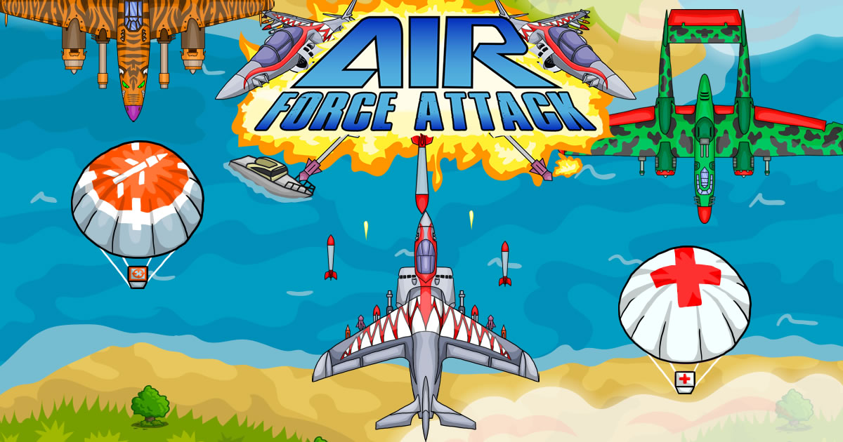 Image Air Force Attack