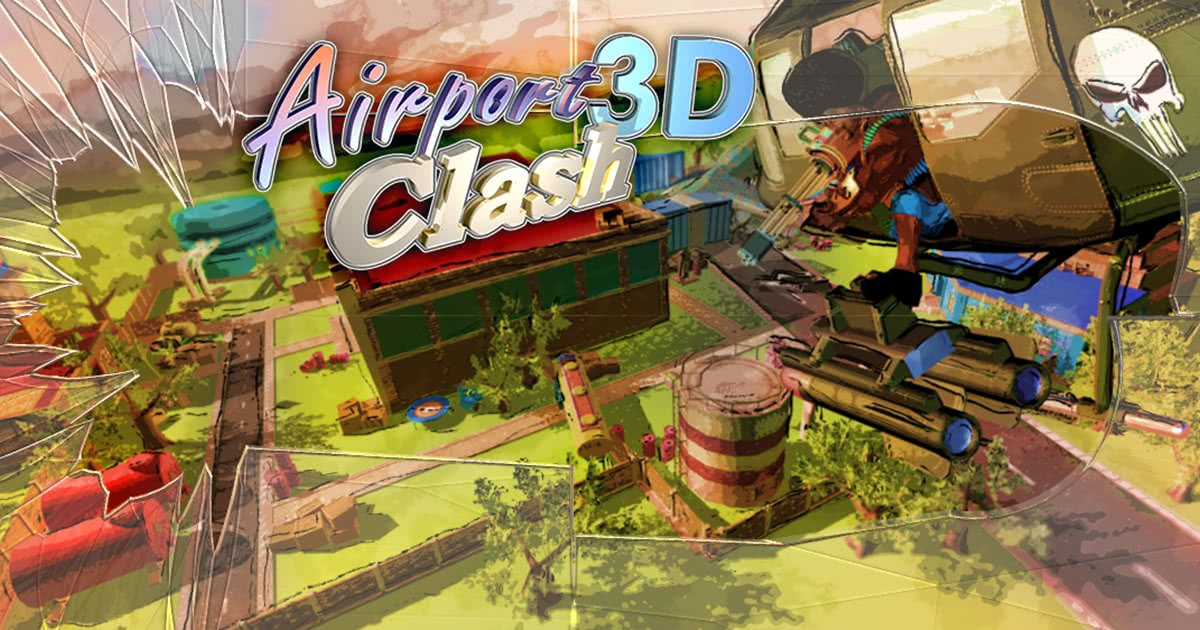 Image Airport Clash 3D