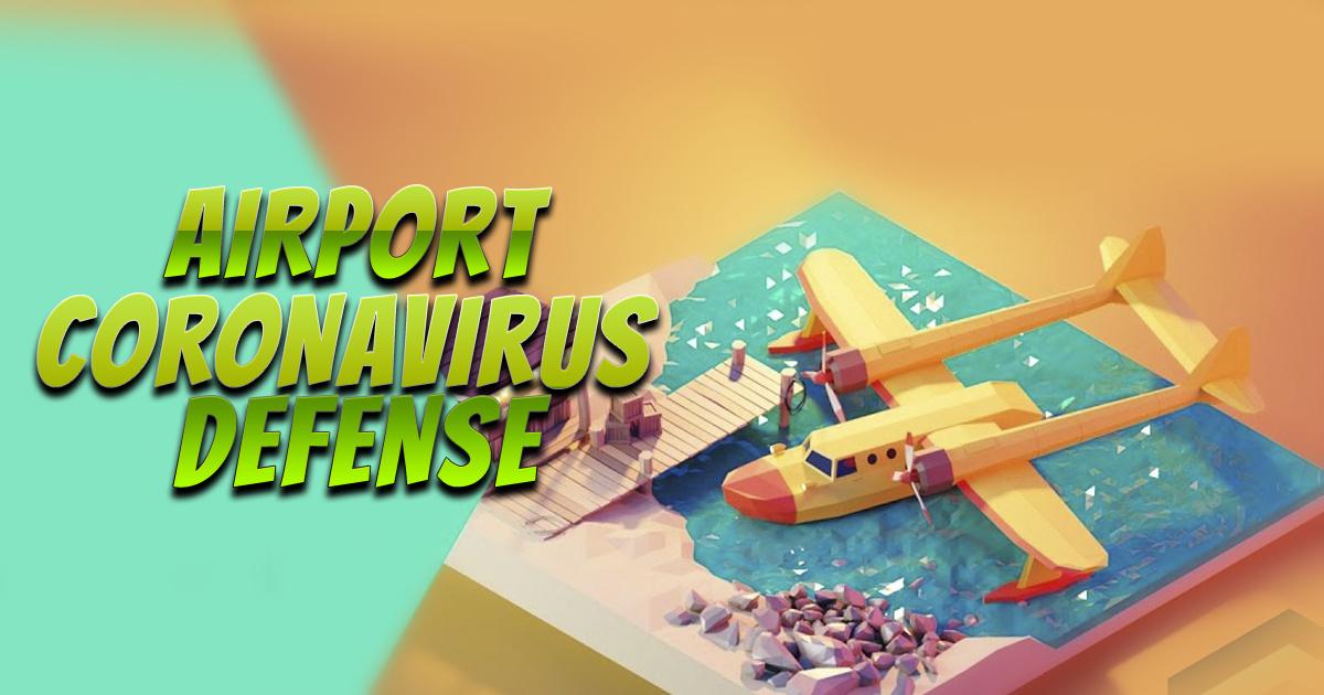 Image Airport Coronavirus Defense