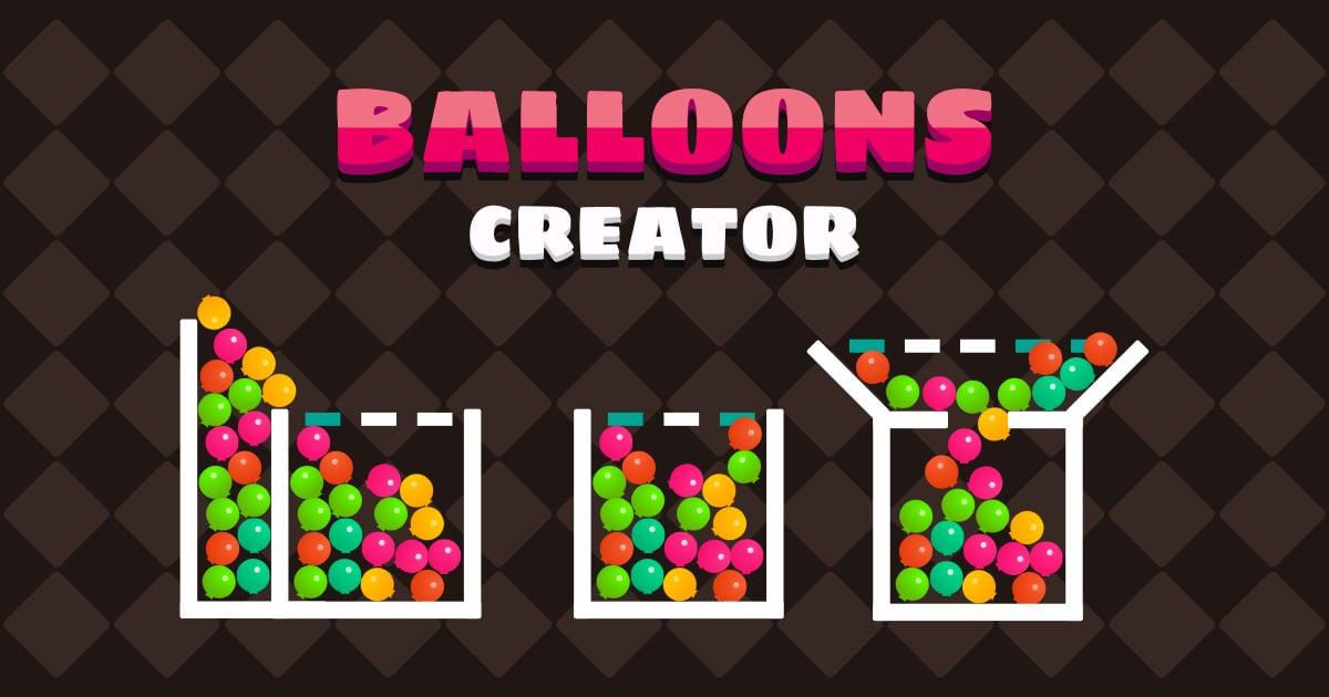 Image Balloons Creator