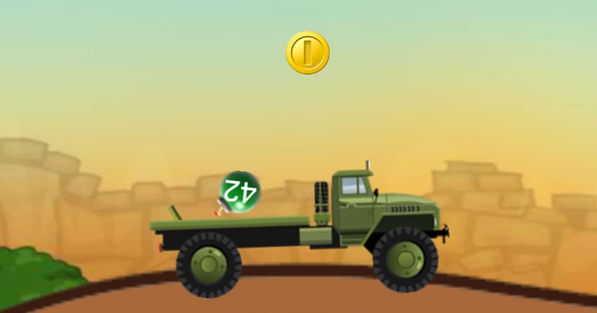 Image Bomber Truck