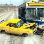 Bus Crash Stunts Demolition 2