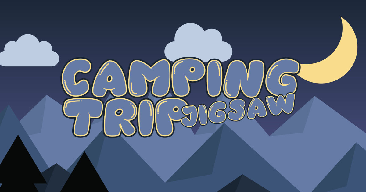 Image Camping Trip Jigsaw