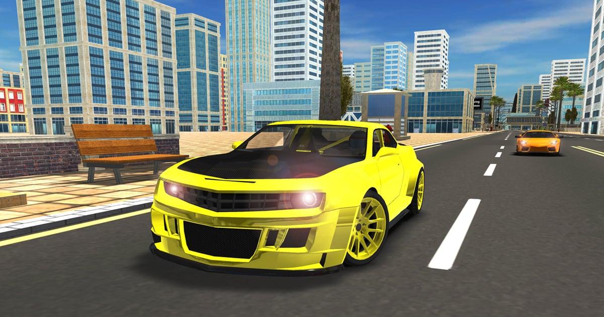 Image Car Driving Stunt Game 3d