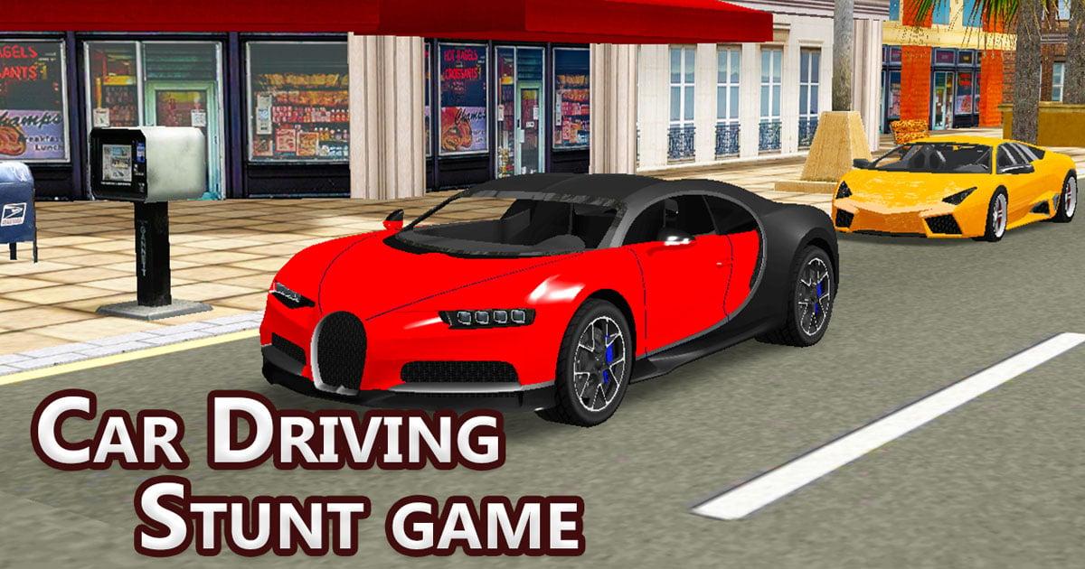 Image CAR DRIVING STUNT GAME