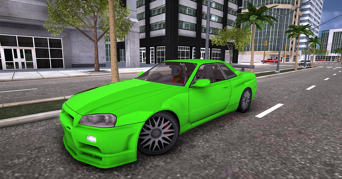Image Car Simulation Game