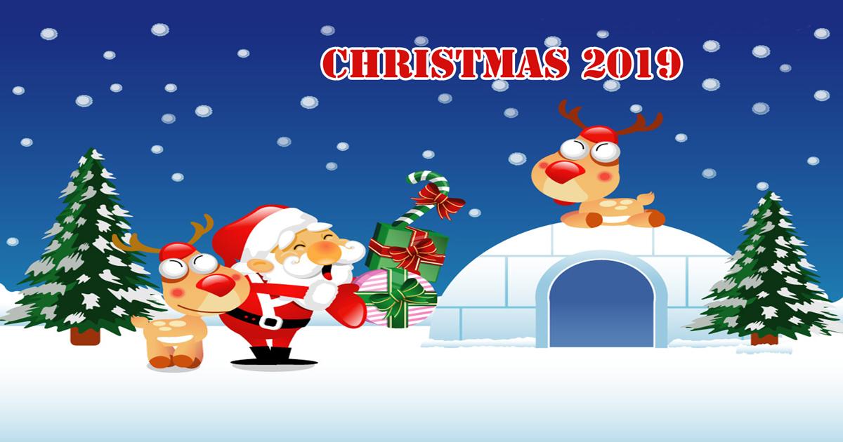 Image Christmas 2019 Puzzle