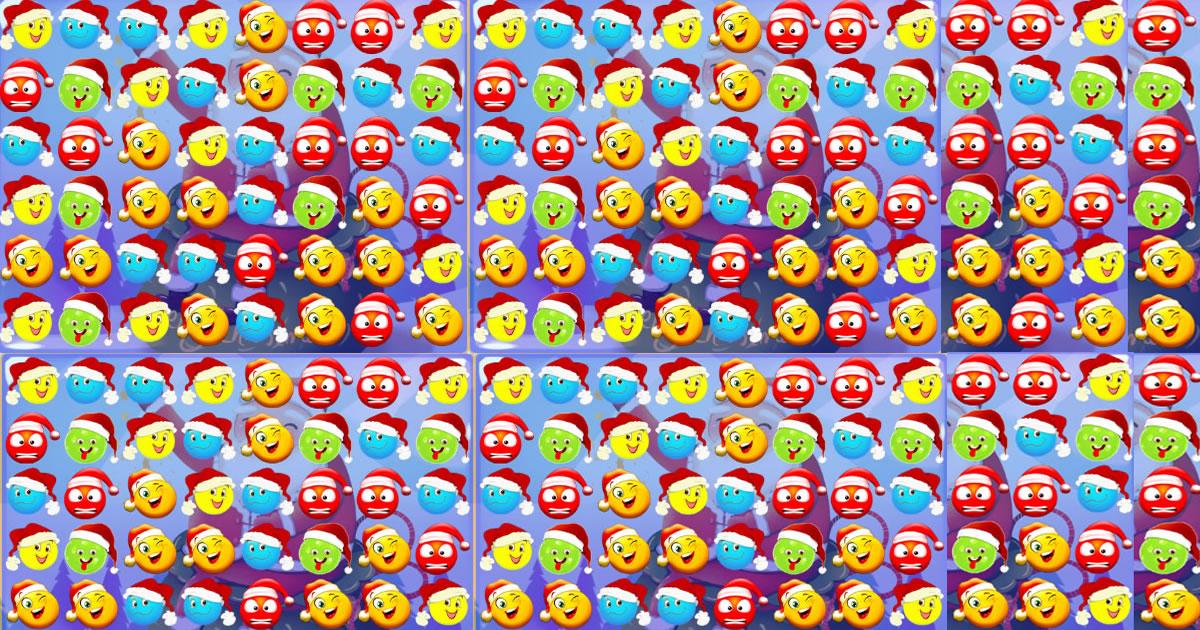 Image Christmas Bubbles Match 3