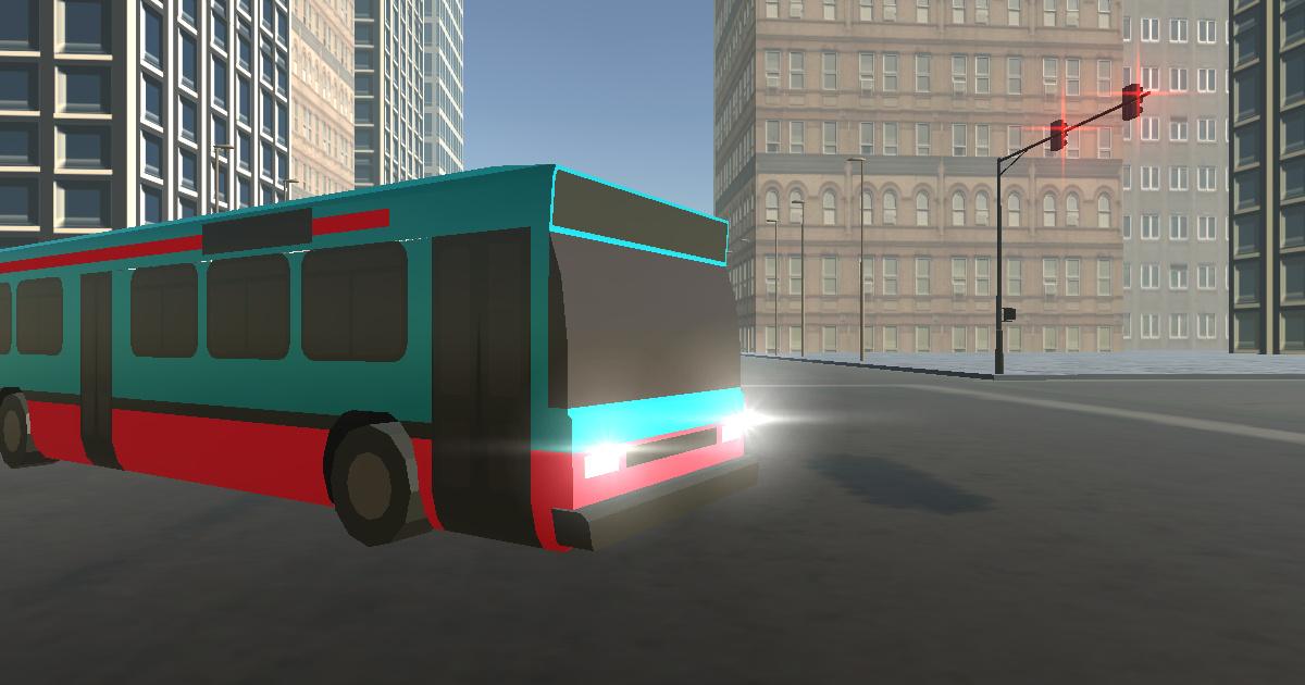 Image City Bus Master Parking