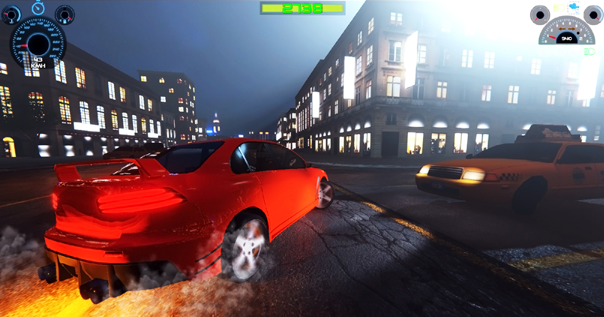 Image City Car Driving Simulator: Stunt Master