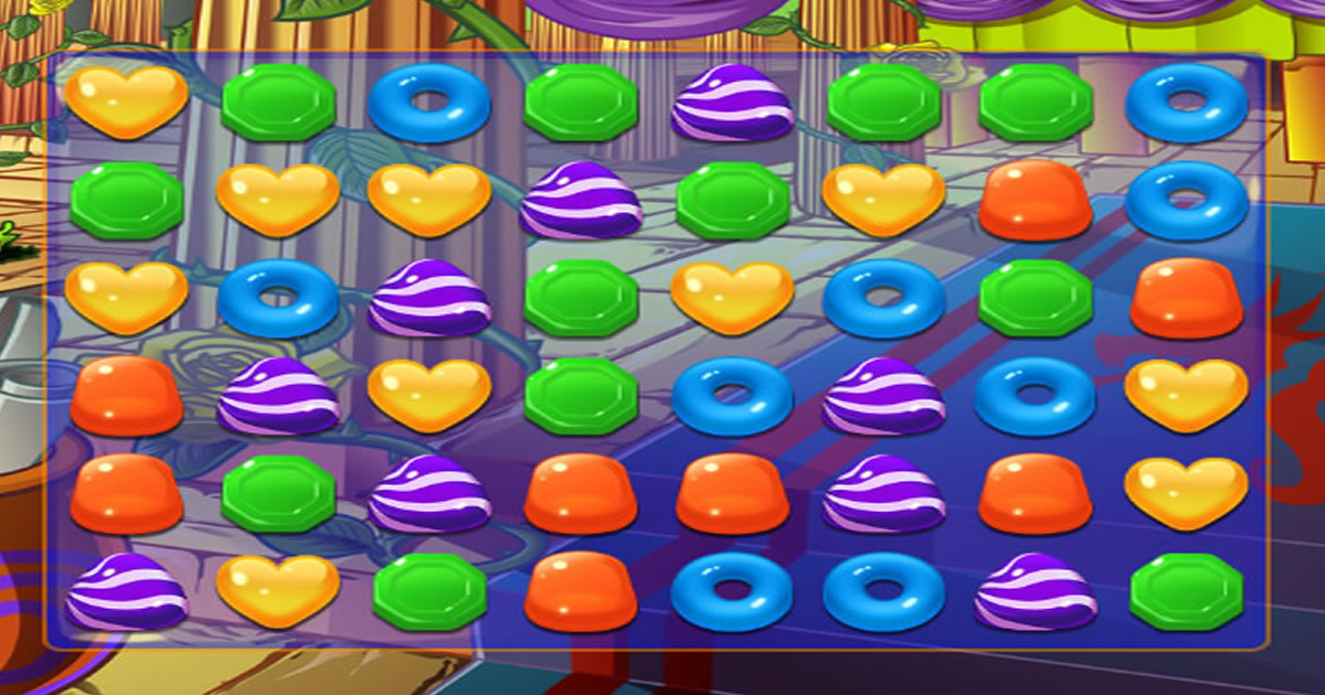 Image Cookies Match 3
