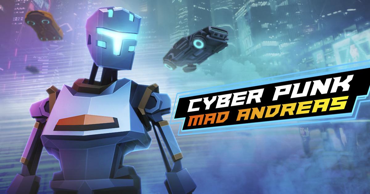 Image Cyberpunk Mad Andreas Sci Fi World