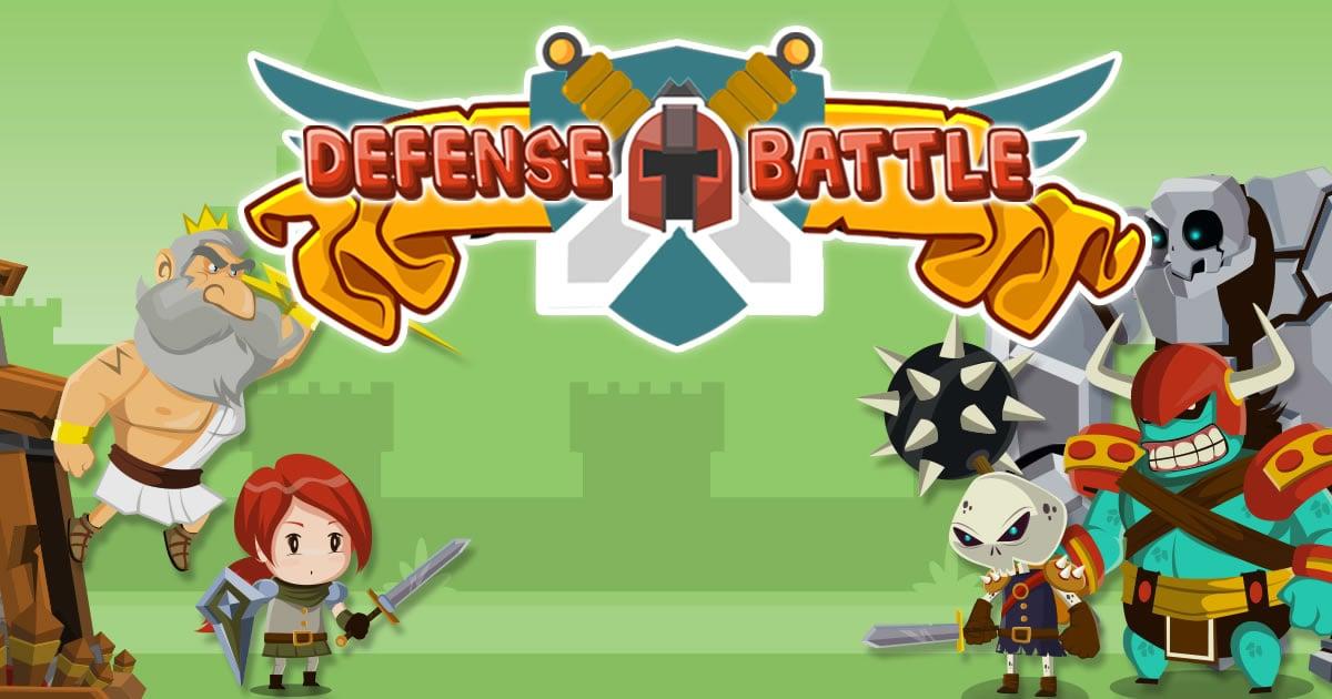 Image Defense Battle