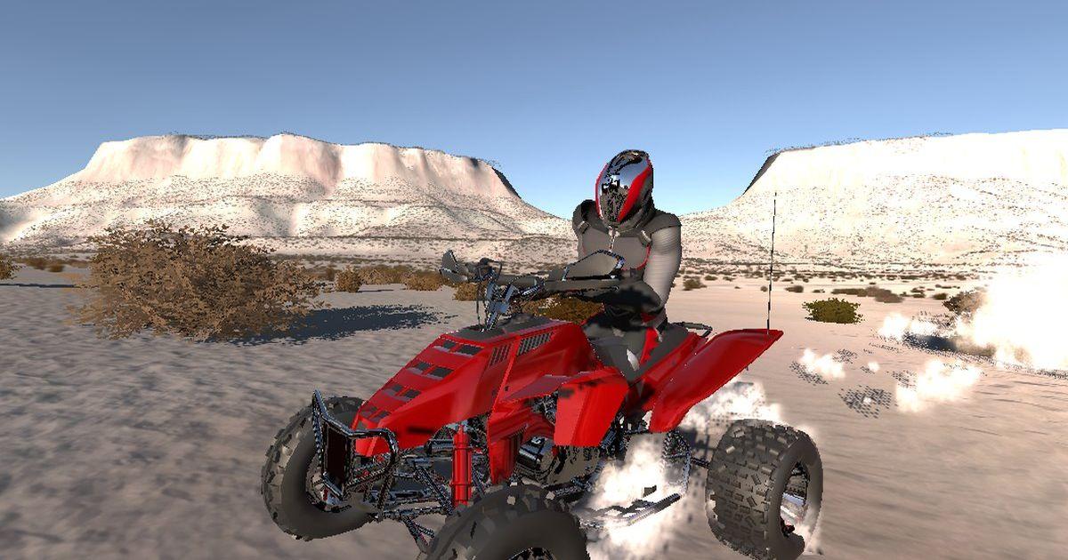 Image Desert Racing