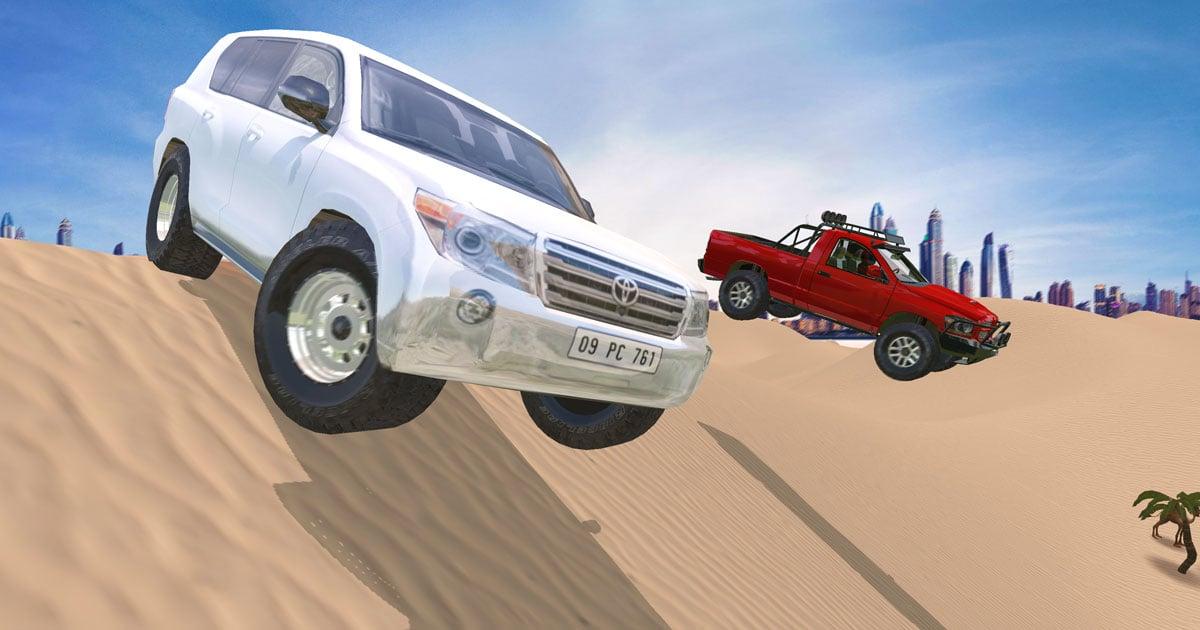Image Dubai Drift 4x4 Simulator 3D