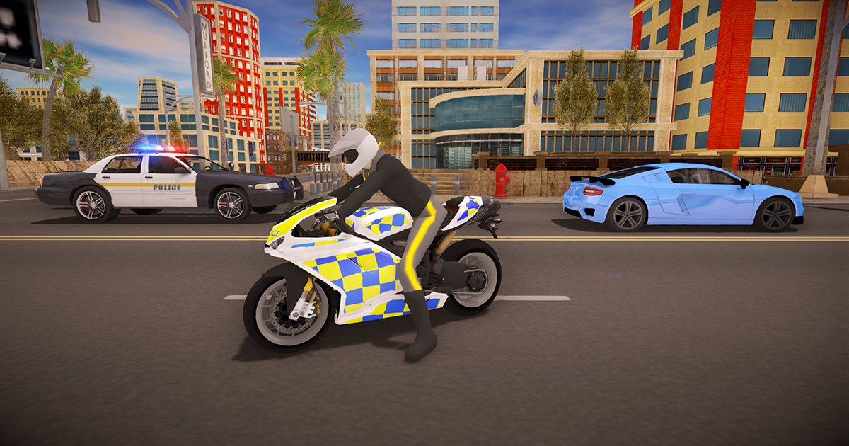 Image Extreme Bike Driving 3D