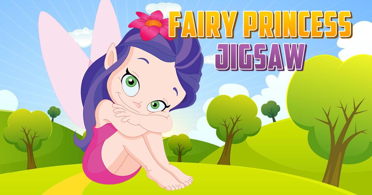 Image Fairy Princess Jigsaw