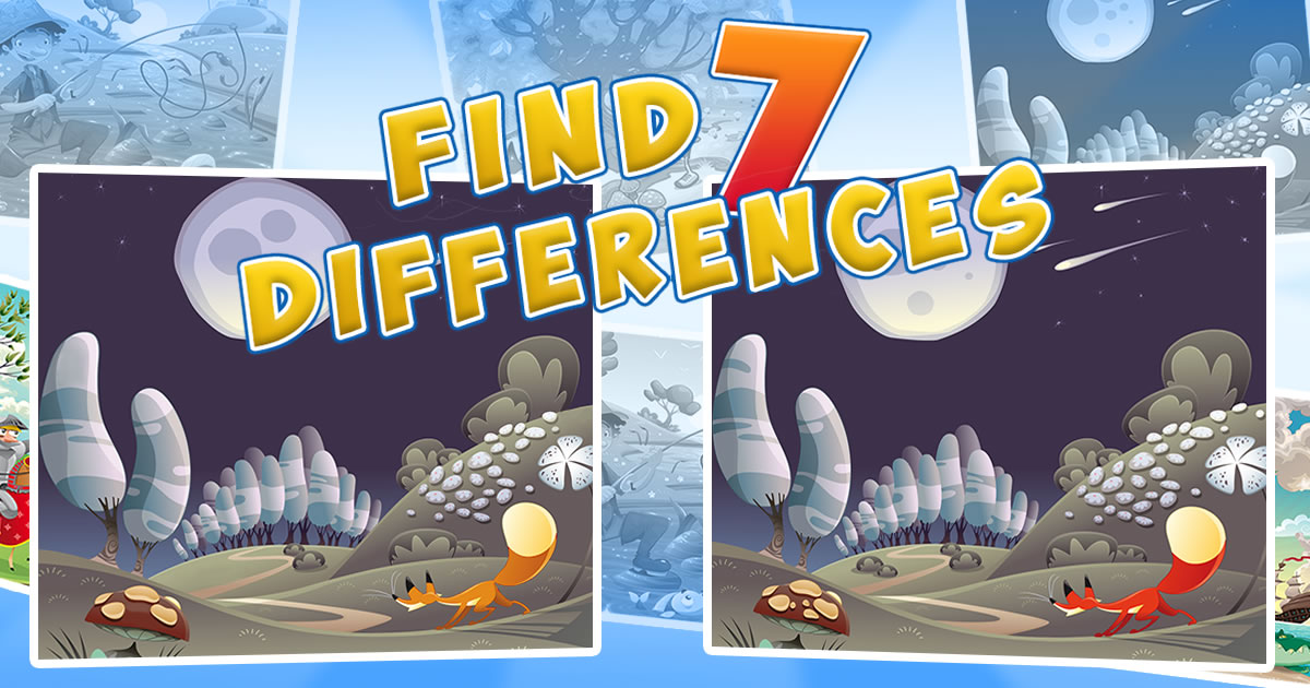 Image Find Seven Differences