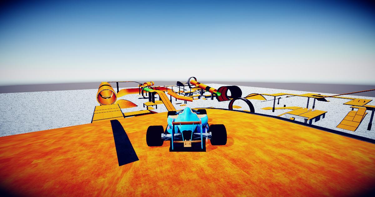 Image Formula Car Stunts 2