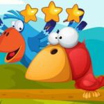 Fun Birds Hidden Stars