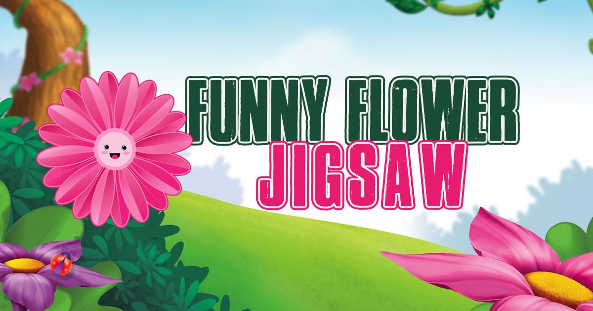 Image Funny Flowers Jigsaw