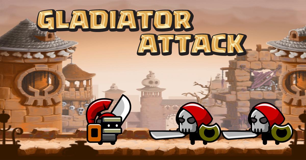 Image Gladiator Attack