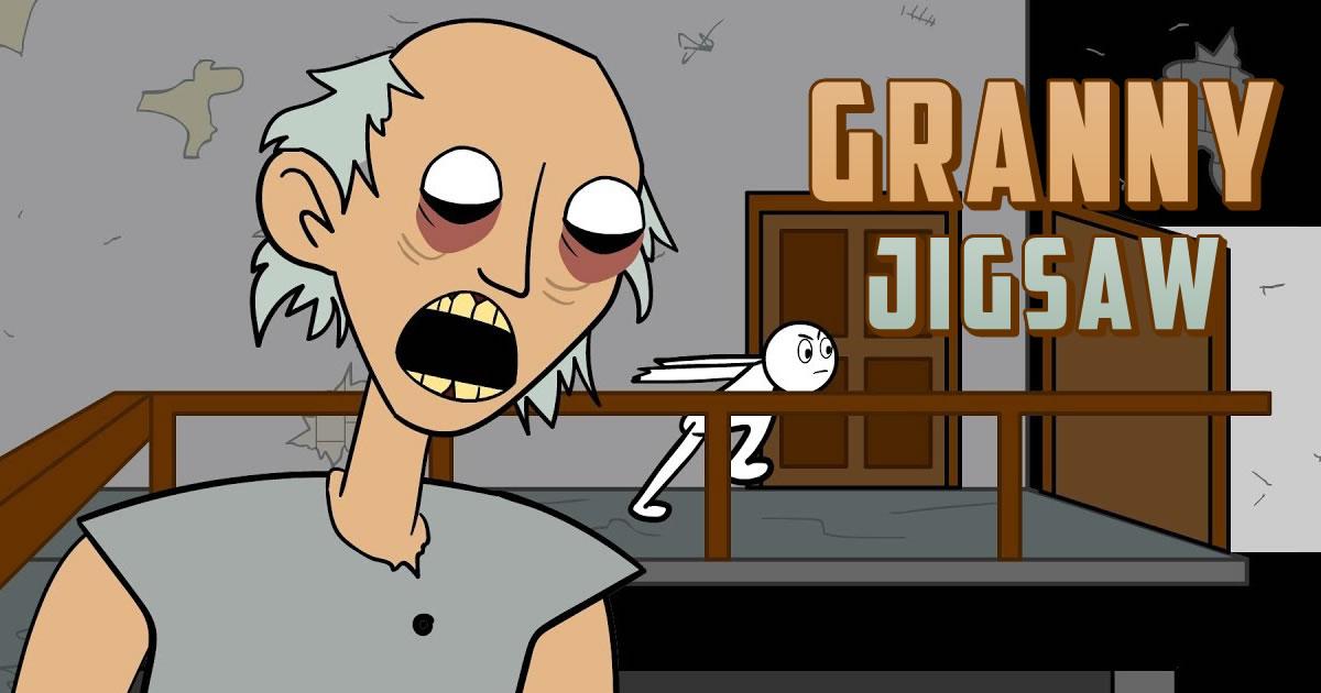 Image Granny Jigsaw