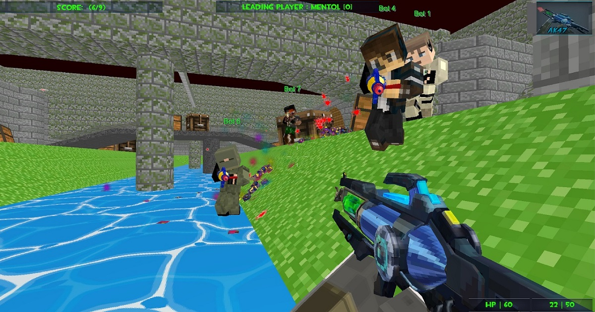 Image GunGame Paintball Wars