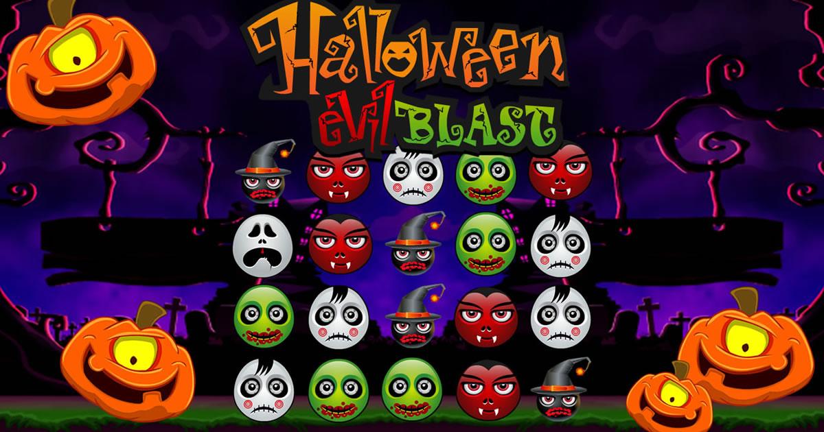 Image Halloween Evil Blast