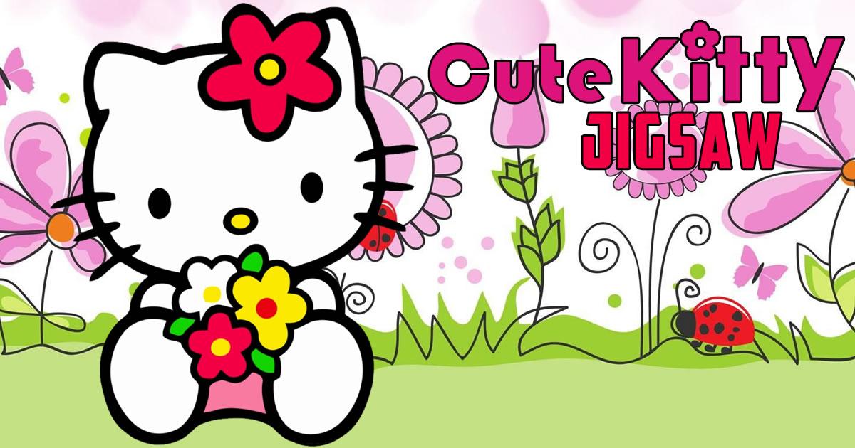 Image Hello Kitty Jigsaw