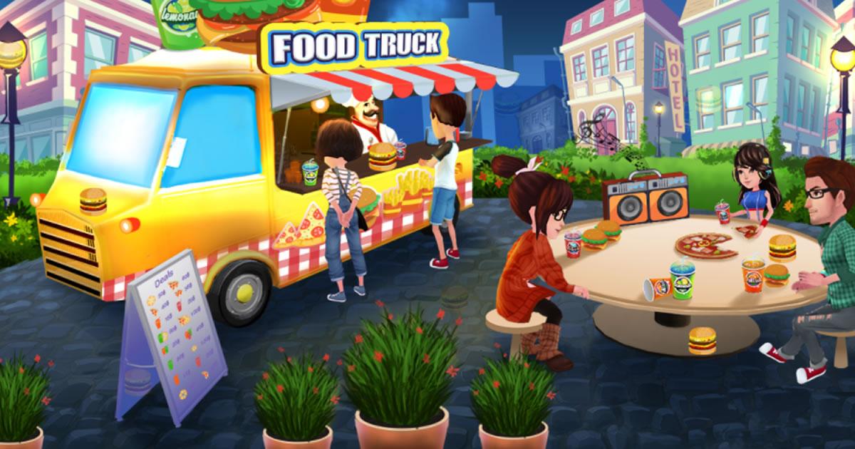 Image Hidden Burgers in Truck