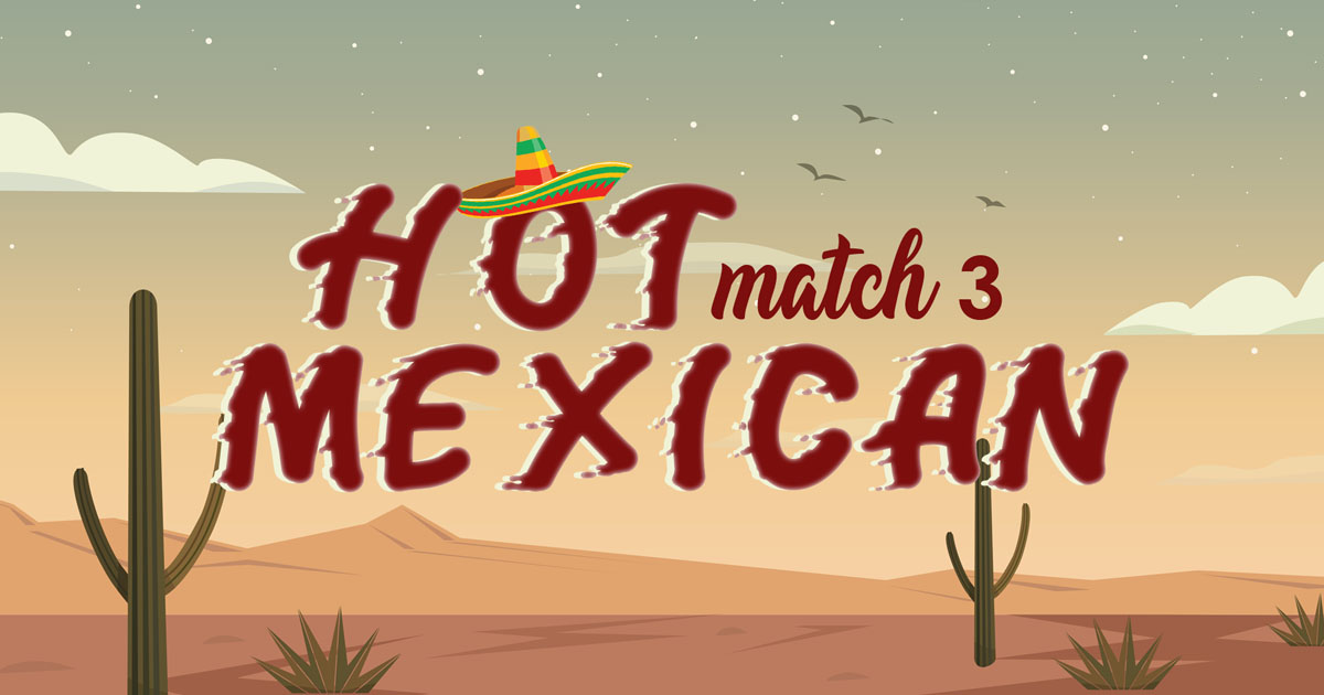 Image Hot Mexican Match 3