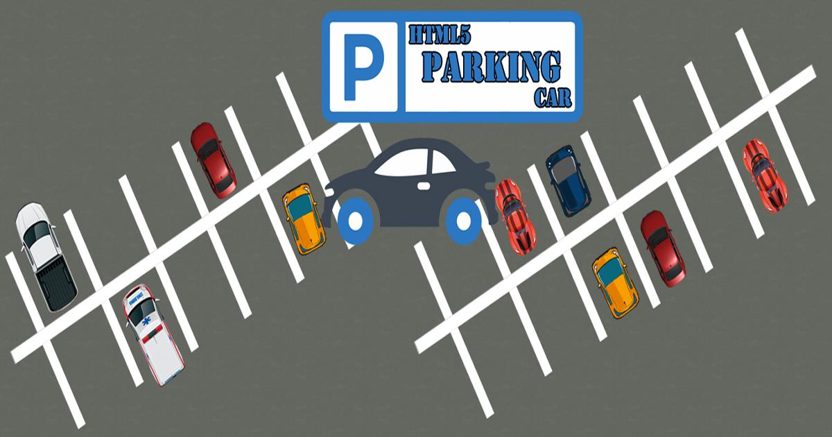 Image HTML5 Parking Car