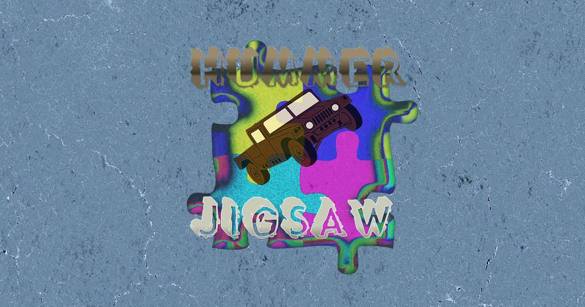 Image Hummer Truck Jigsaw