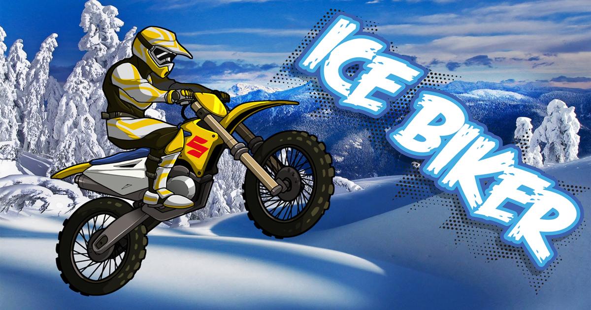 Image Ice Biker