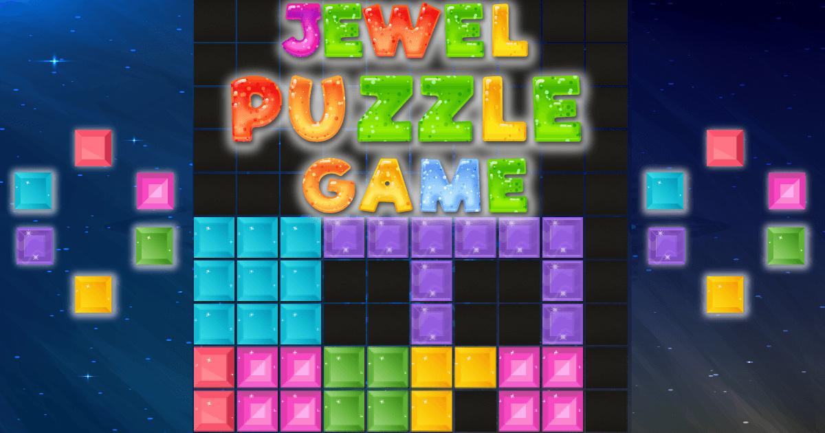 Image Jewel Puzzle Blocks