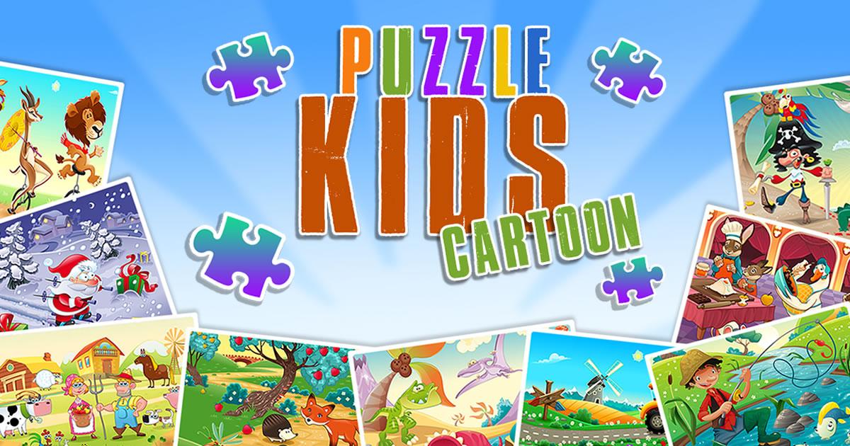 Image Kids Cartoon Puzzle