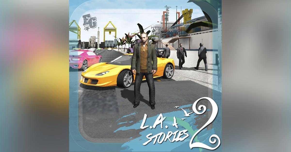 Image L.A. Crime Stories 2 Mad City Crime