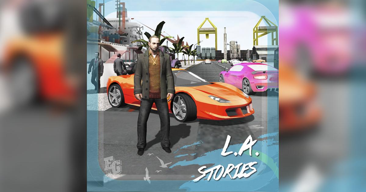 Image L.A. Crime Stories Mad City Crime