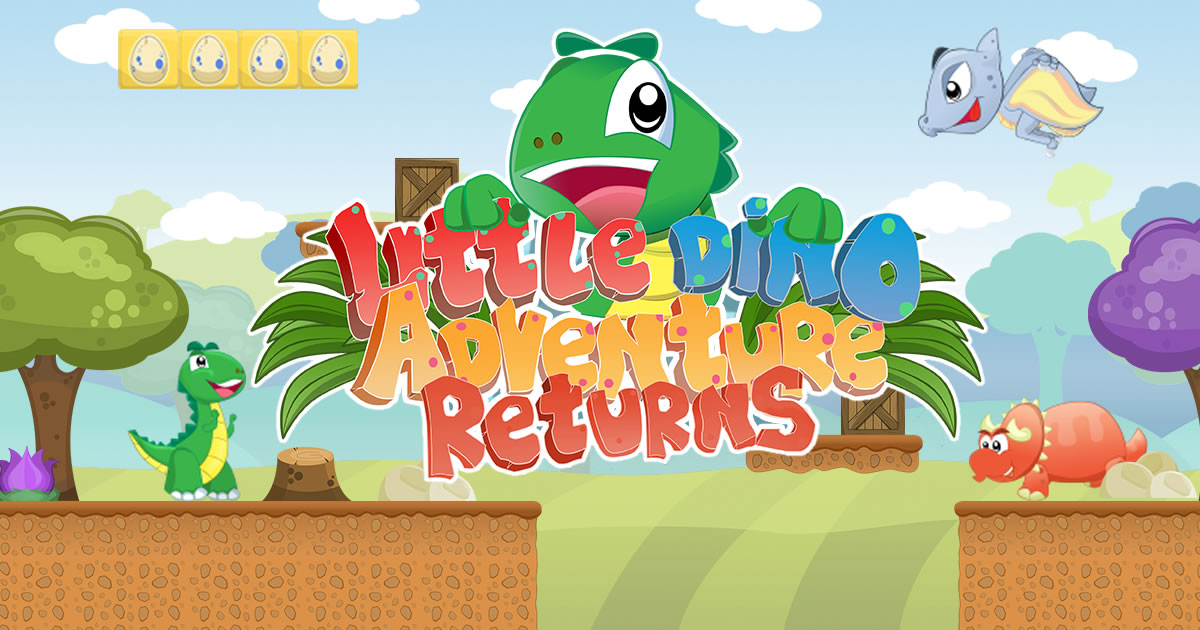 Image Little Dino Adventure Returns