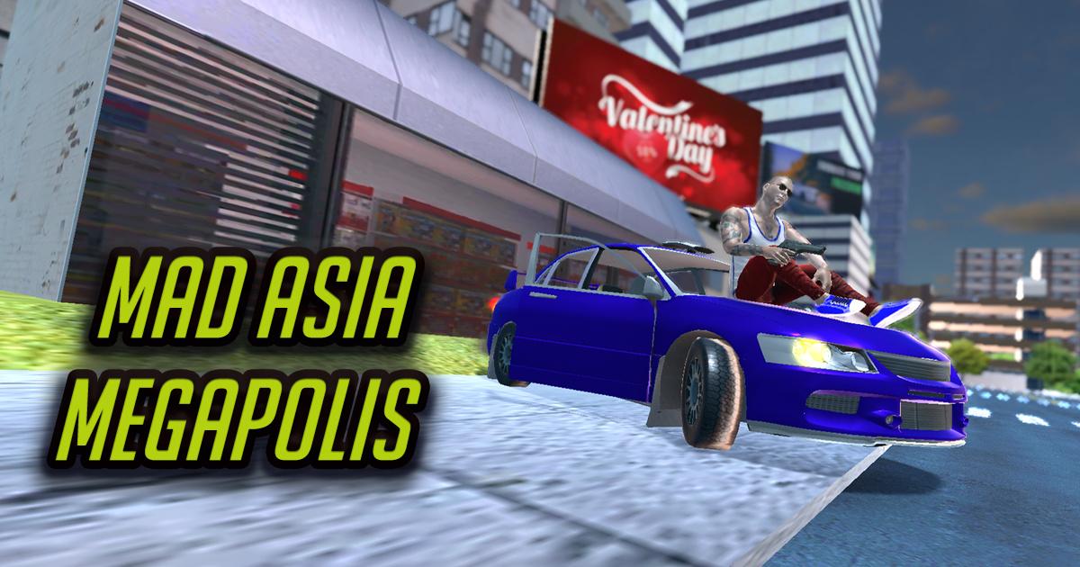 Image Mad Asia Megapolis