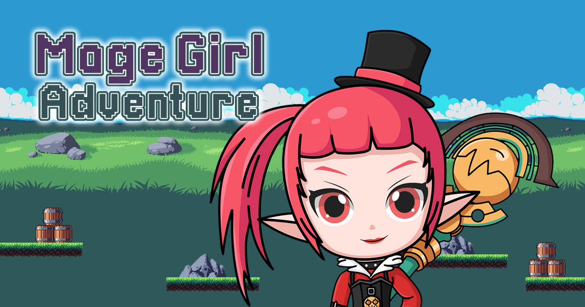 Image Mage Girl Adventure