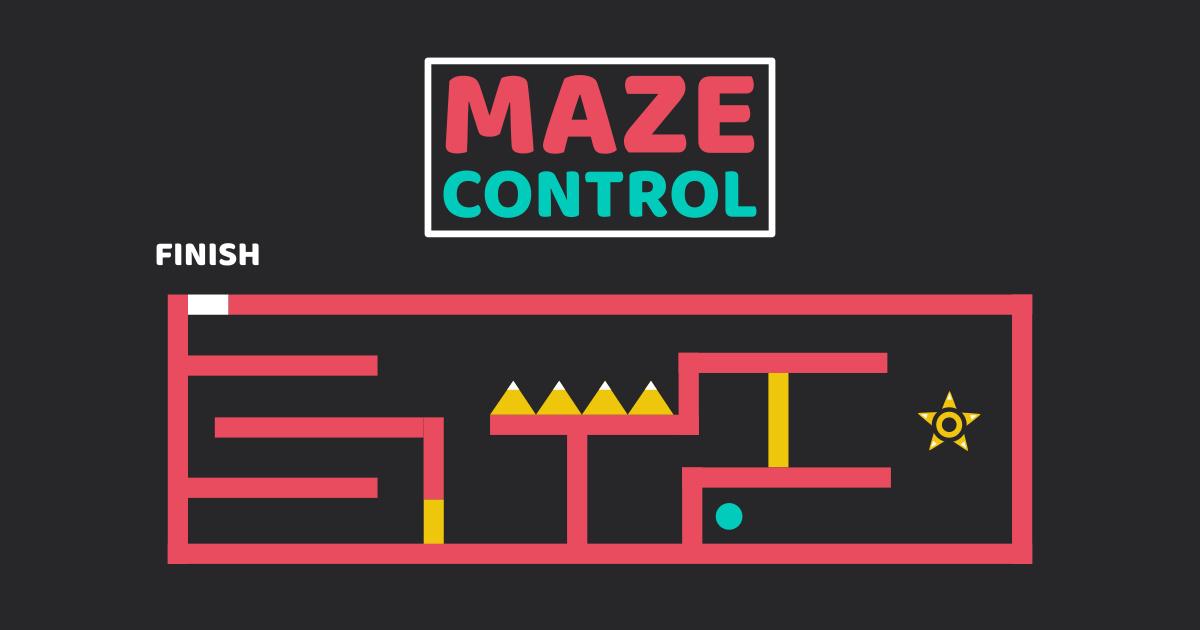 Image Maze Control