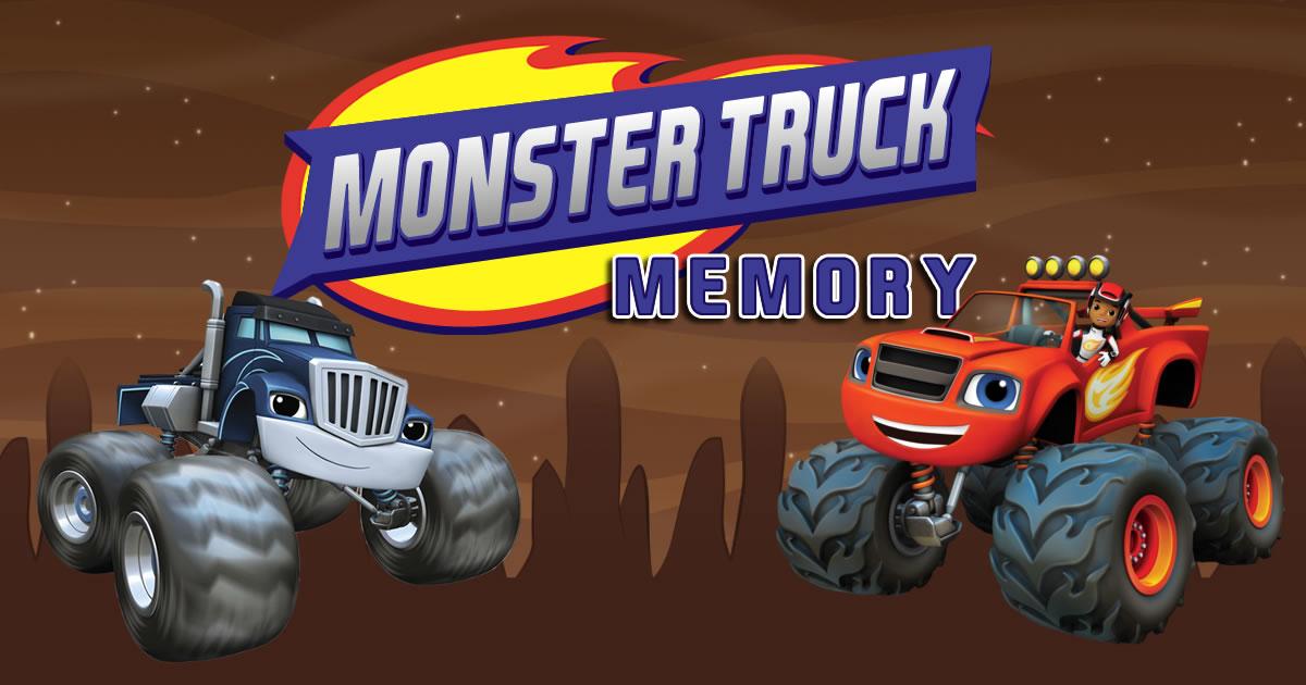 Image Monster Truck Memory