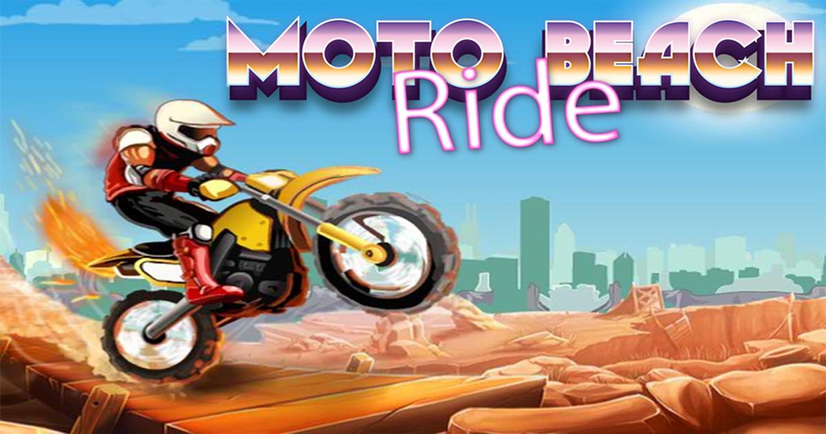 Image Moto Beach Ride
