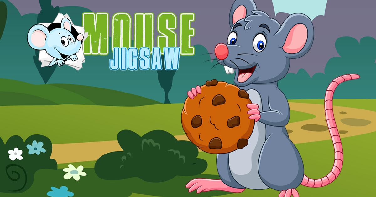 Image Mouse Jigsaw