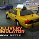 Open World Delivery Simulator Taxi Cargo Bus Etc!