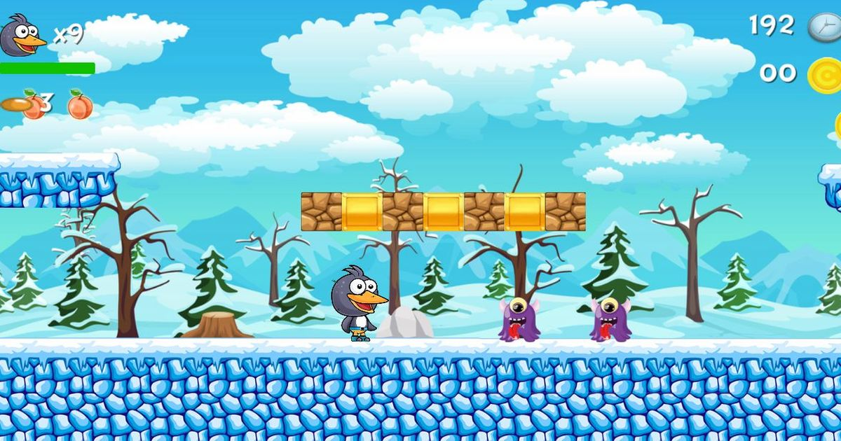 Image Penguin Run