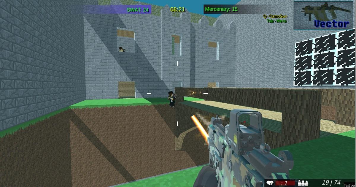 Image Pixel Fps SWAT Command