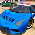POLICE DRIFT CAR DRIVING STUNT GAME